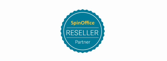 New Italian Authorized SpinOffice Reseller!