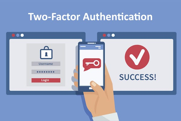 Introductie van Twee-Factor Authenticatie