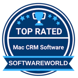 Top rated Mac CRM software