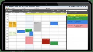 Introductie van de nieuwe agenda in de desktop-versie van SpinOffice CRM