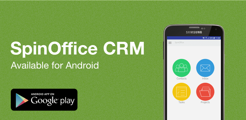 SpinOffice for Android now available in Google Play Store!