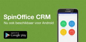 SpinOffice voor Android nu beschikbaar in Google Play Store!