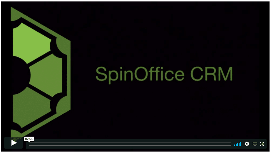 SpinOffice demo