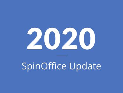SpinOffice Update: een terugblik op 2019