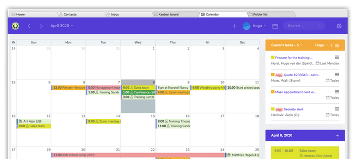 SpinOffice Update: Your Calendar has been upgraded!