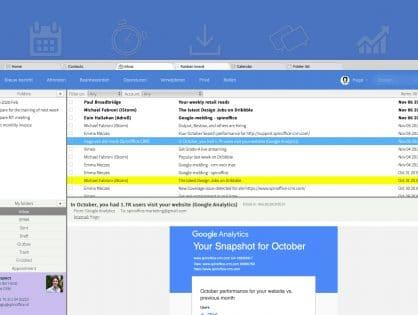 SpinOffice update: De vernieuwde postvak IN is binnenkort beschikbaar!