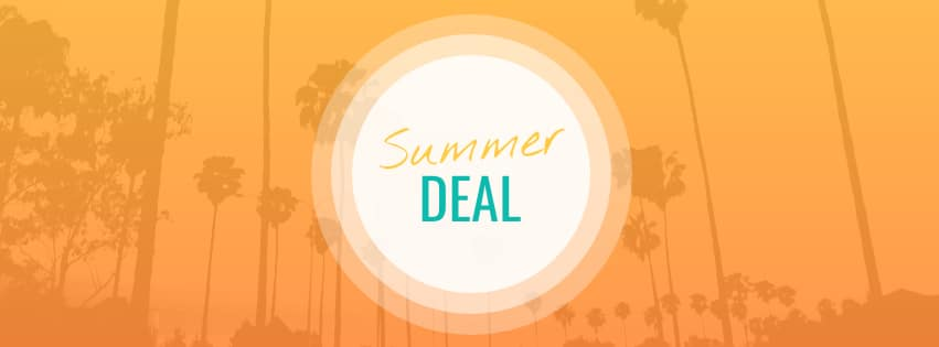☀ Summer deal: Get 3 months extra Pro-usage for free! ☀