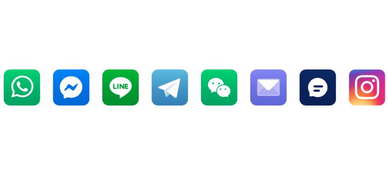 Geïntegreerde WhatsApp-chat en automatisering beschikbaar in maart